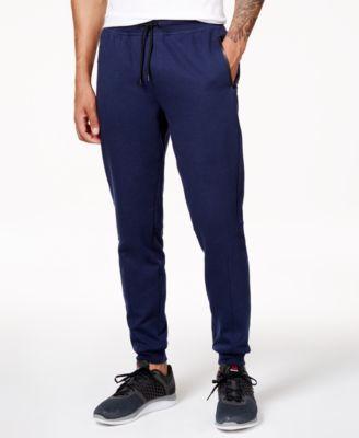 Men's Cotton Fleece Jogger Pants, Created for Macy's