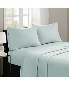 Madison Park 3M Microcell California King 4-Pc Sheet Set