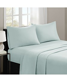 Madison Park 3M Microcell Twin XL 3-Pc Sheet Set