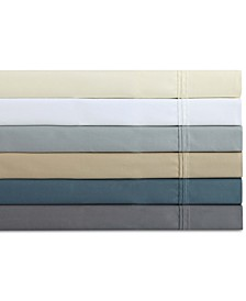 Luxe Cotton Sateen 510 Thread Count Solid Sheet Set Collection
