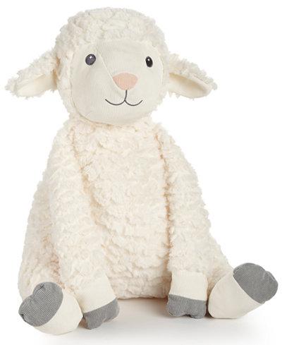 First Impressions 18 Quot Plush Lamb Baby Boys Amp Girls