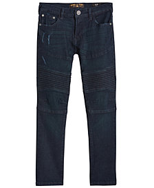 Ring of Fire Stanley Denim Slim Jeans, Big Boys (8-20), Created for Macy's
