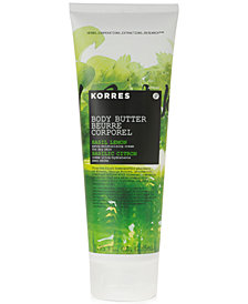 Korres Basil Lemon Body Butter, 7.95 oz.