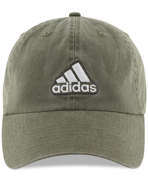 92a8874a5fa adidas Men s Ultimate ClimaLite® Cotton Dad Hat - Hats