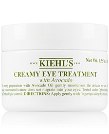 Creamy Eye Treatment With Avocado, 0.95-oz.