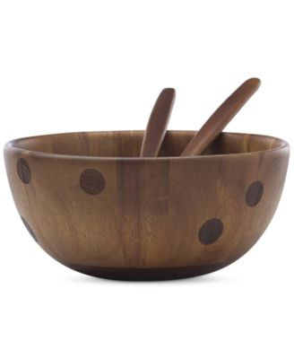 Anyway You Slice It Salad Bowl Set