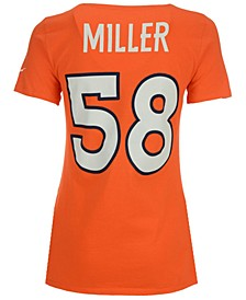 Women's Von Miller Denver Broncos Player Pride T-Shirt