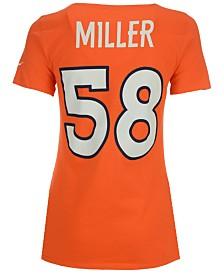 Nike Women's Von Miller Denver Broncos Player Pride T-Shirt