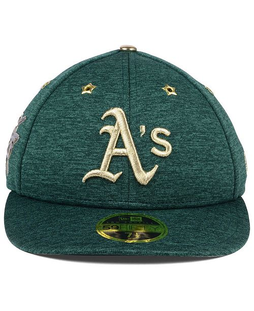 22cb979fe1968 ... Oakland Athletics 2017 All Star Game Patch Low Profile 59FIFTY Fitted  Cap ...