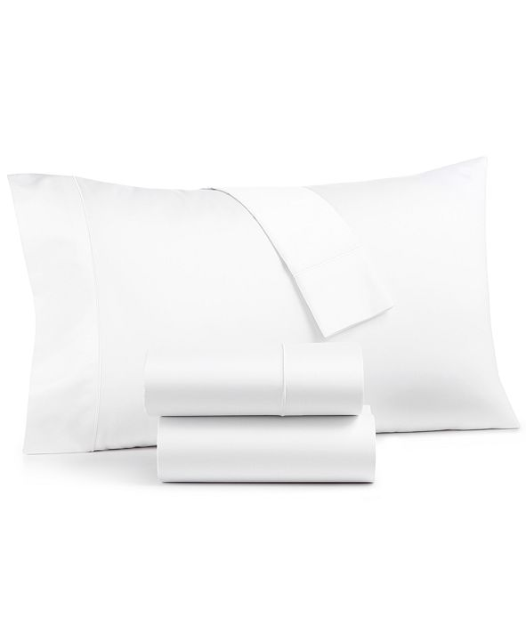 Charter Club Sleep Luxe 800 Thread Count, 4-PC California King Extra Deep Pocket Sheet Set, 100% Cotton, Created for Macy's
