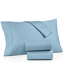 AQ Textiles Devon 4-Pc. Queen Sheet Set, 900 Thread Count, Created for Macy's