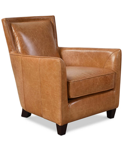 CLOSEOUT! Bradano Leather Chair
