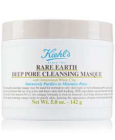 Kiehl's Since 1851 Rare Earth Deep Pore Cleansing Masque, 5-oz.