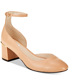 Cole Haan Warner Grand d'Orsay 55M Pumps