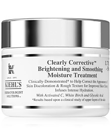 Kiehl's Since 1851 Clearly Corrective Brightening & Smoothing Moisture Treatment, 1.7-oz.