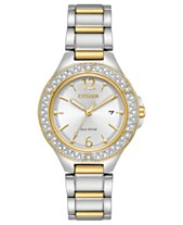Citizen Eco-Drive Women s Two-Tone Stainless Steel Bracelet Watch 31mm 1e79d56c9