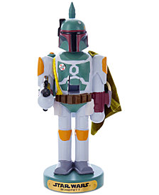Kurt Adler Star Wars Boba Fett Nutcracker