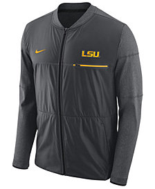 Nike Men's LSU Tigers Elite Hybrid Jacket