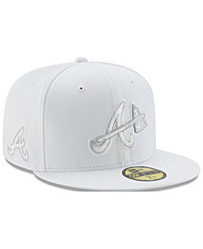 New Era Atlanta Braves Pure Money 59FIFTY Fitted Cap