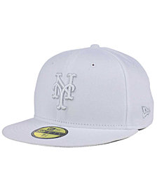 New Era New York Mets Pure Money 59FIFTY Fitted Cap