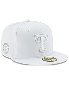 New Era Texas Rangers Pure Money 59FIFTY Fitted Cap