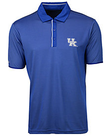 Antigua Men's Kentucky Wildcats Draft Polo