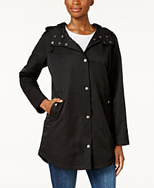 Style & Co Hooded Anorak Jacket, Created for Macy's