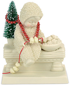 Department 56 Snowbabies Dressing The Tree Figurine