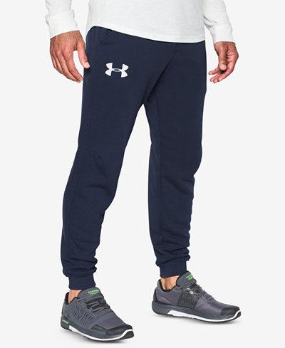 Under Armour Men S Rival Joggers Activewear Men Macy S