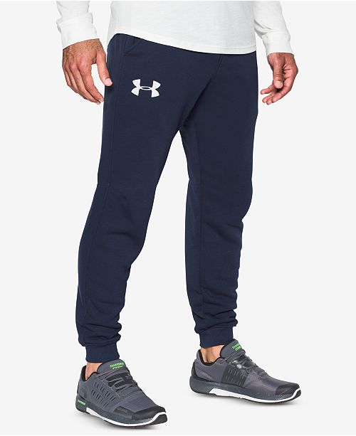 f9e659db8 Under Armour Men's Rival Joggers & Reviews - All Activewear - Men ...