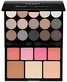 NYX Professional Makeup Butt Naked Eyes Makeup Palette