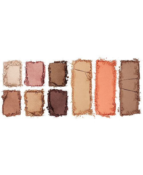 NYX Professional Makeup 4-Pc. Go To Palette - Wanderlust ...
