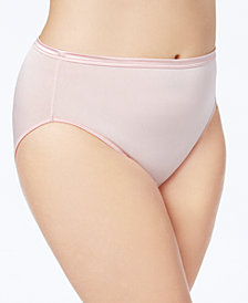 Vanity Fair Women's Illumination® Plus Size Satin-Trim Brief 13811