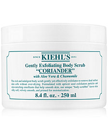Kiehl's Since 1851 Gently Exfoliating Body Scrub - Coriander, 8.4-oz.