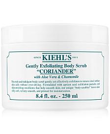 Kiehl's Since 1851 Gently Exfoliating Body Scrub - Coriander, 8.4-oz.