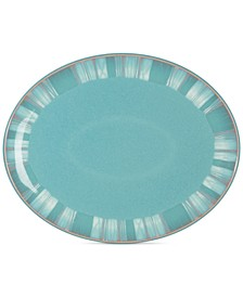 Dinnerware, Azure Coastal Oval Platter
