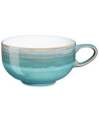 Denby Dinnerware Azure Coastal Tea Cup  sc 1 st  Macy\u0027s & Denby Dinnerware Azure Coastal Tea Cup - Dinnerware - Dining ...