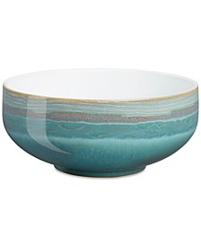 Dinnerware, Azure Patterned Cereal Bowl