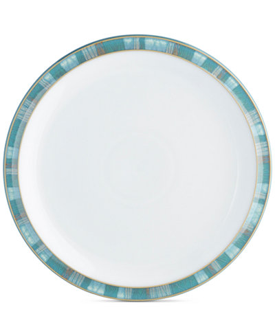 Denby Dinnerware, Azure Patterned Salad Plate