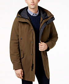 Cole Haan Men's 3-In-1 Utility Jacket
