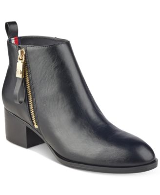 Image of Tommy Hilfiger Reiz Ankle Booties