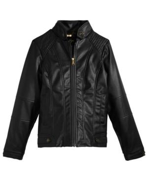 Jessica Simpson Faux-Leather...