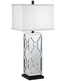 Kathy Ireland by Pacific Coast Reflections Table Lamp