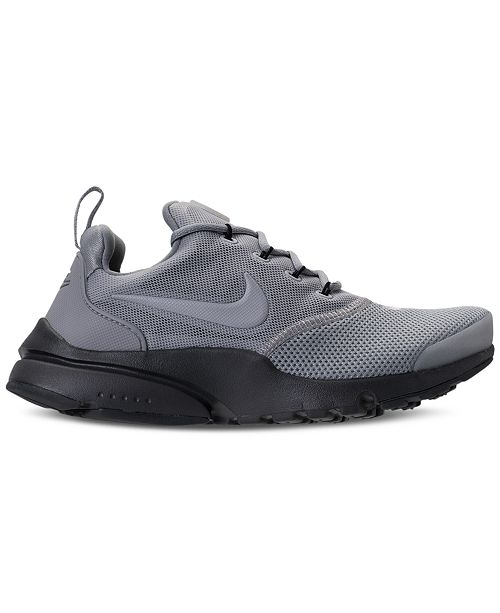 b6bb52432ca9b Nike Big Boys  Presto Fly Running Sneakers from Finish Line ...