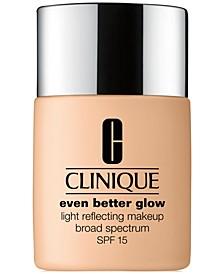 Even Better Glow Light Reflecting Makeup SPF 15, 1-oz.