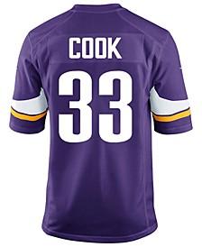 Men's Dalvin Cook Minnesota Vikings Game Jersey