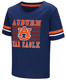 Colosseum Auburn Tigers Qualifier T-Shirt, Toddler Boys (2T-4T)