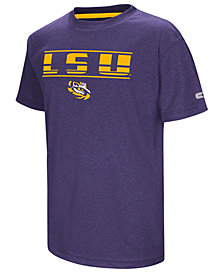 Colosseum LSU Tigers Head Start T-Shirt, Big Boys (8-20)