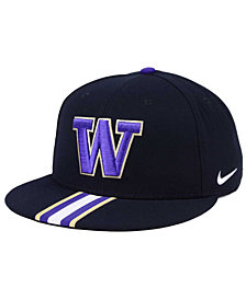 Nike Washington Huskies Sideline True Snapback Cap