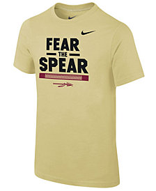 Nike Florida State Seminoles Local Verbiage T-Shirt, Big Boys (8-20)
